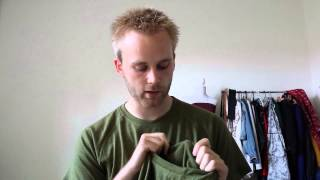 Review - EDZ Merino Wool Tshirt 200gm
