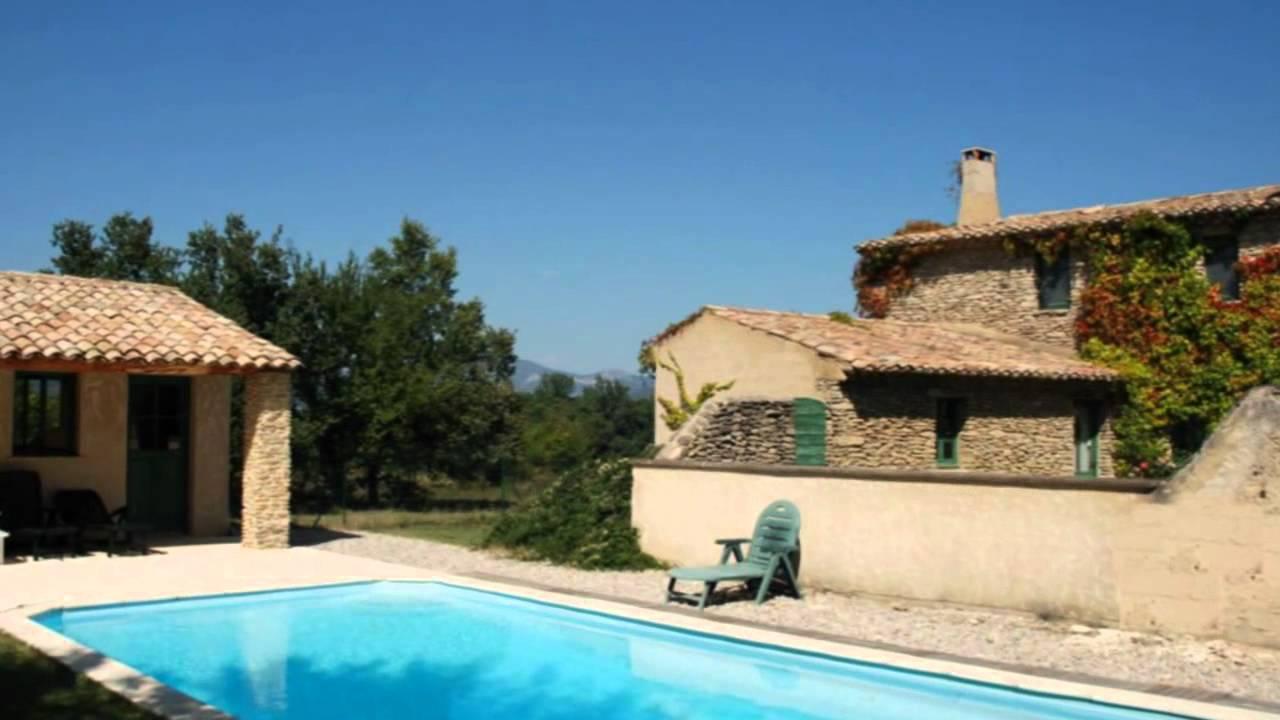 A 10 min de vaison la romaine ferme parking piscine - Hotel vaison la romaine piscine ...