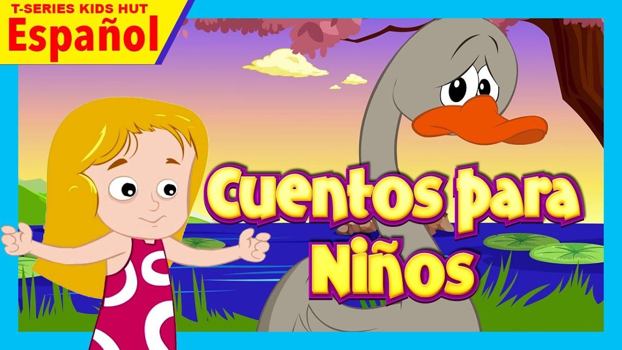 Colección De Cuentos Para Niños En Español Seis