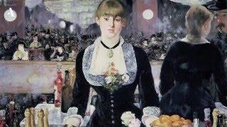 «Бар в «Фоли-Бержер» Эдуарда Мане. Из курса «Как понимать живопись XIX века»