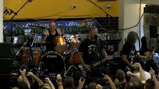 Metallica: Ride the Lightning (Live on Record Store Day 2016)