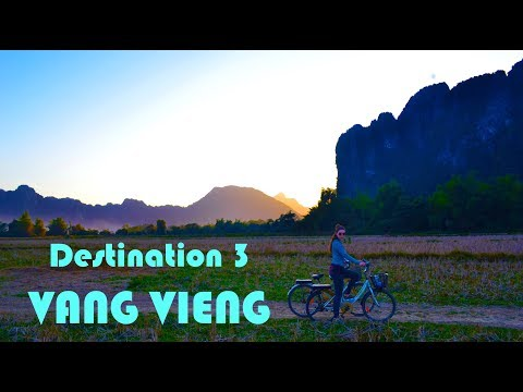 Travel VANG VIENG LAOS Crazy Cheap ON A SHOESTRING budget: HOW TO