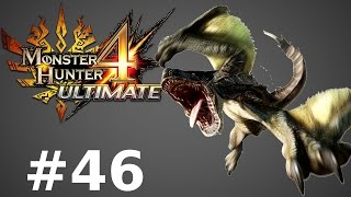 Monster Hunter 4 Ultimate Multiplayer -- Part 46: Black Roaring Wyvern - Brute Tigrex