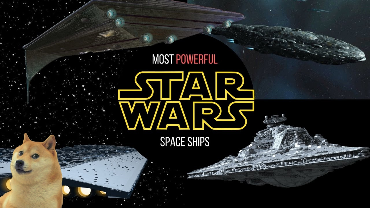 Star Wars: 5 Most Powerful Space Ships (Legends) - Dreadnoughts + Super  Star Destroyers Ranked