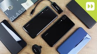 Top 5 Huawei P20 / P20 Pro Accessories