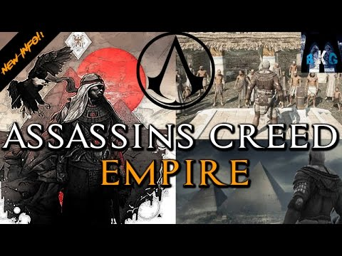 Assassin's Creed Empire | Ancient Egypt (2017 release ...