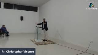 Exposição Bíblica em Romanos 11.33-36 - Pr. Christopher Vicente