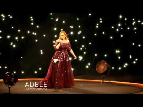 Adele - Make You Feel My Love (Live at The Etihad Stadium, Melbourne, AU)