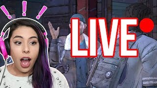 The Walking Dead - New Frontier - Episode 4 LIVE!
