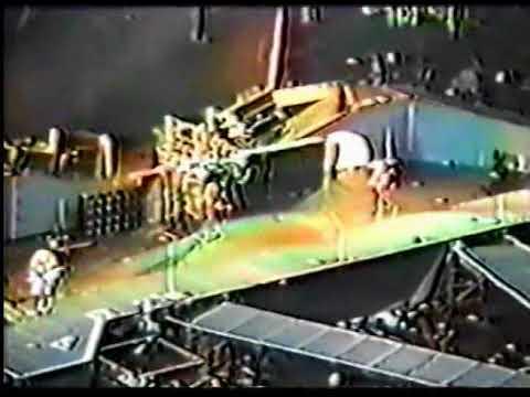 MEGADETH - TORINO ITALY 6/22/93