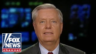 Sen. Graham highlights Biden's biggest political failures