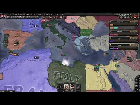 Hoi4 MP In A Nutshell Full Episodes #88(No Molotov Ribbentrop Pact Part 3)