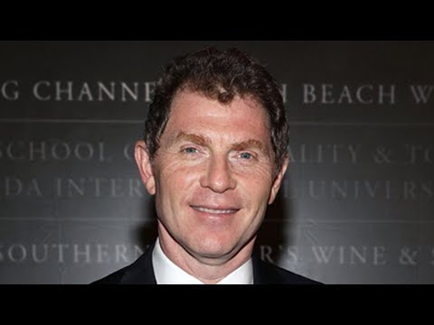 The Real Reason Why Bobby Flay Quit Iron Chef