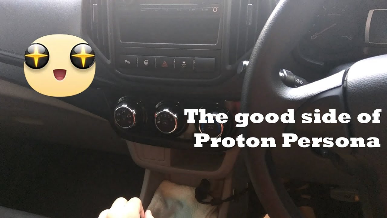 The Good Side of Proton Persona