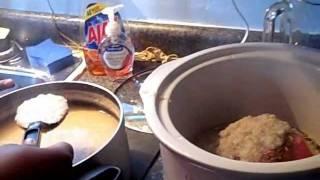 Balsamic Beef Stew Part 1