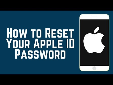 How to reset itunes password on iphone 6s