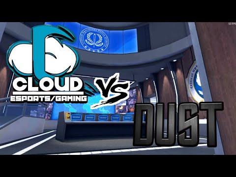 Critical Ops: ClouD Gaming vs Dust full scrim 【1080P60FPS】