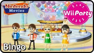 Wii Party - Bingo (2 Players, Master Difficulty)