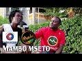 StarBorn talking to Mzazi Willy Tuva in VOI