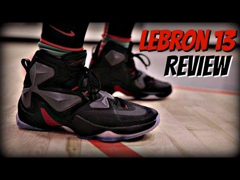 Nike Lebron 13 Performance Review!
