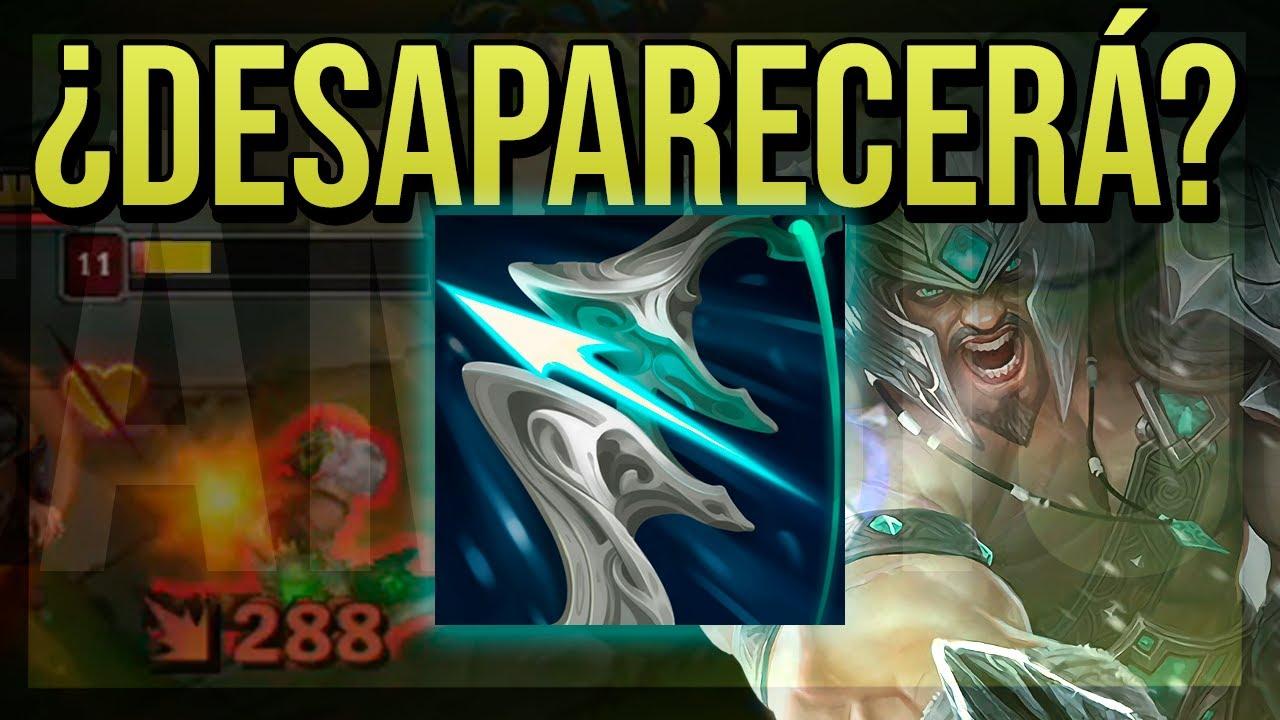 LOS CAMBIOS AL META QUE VAN A DESTRUIR AL GALEFORCE   League of Legends