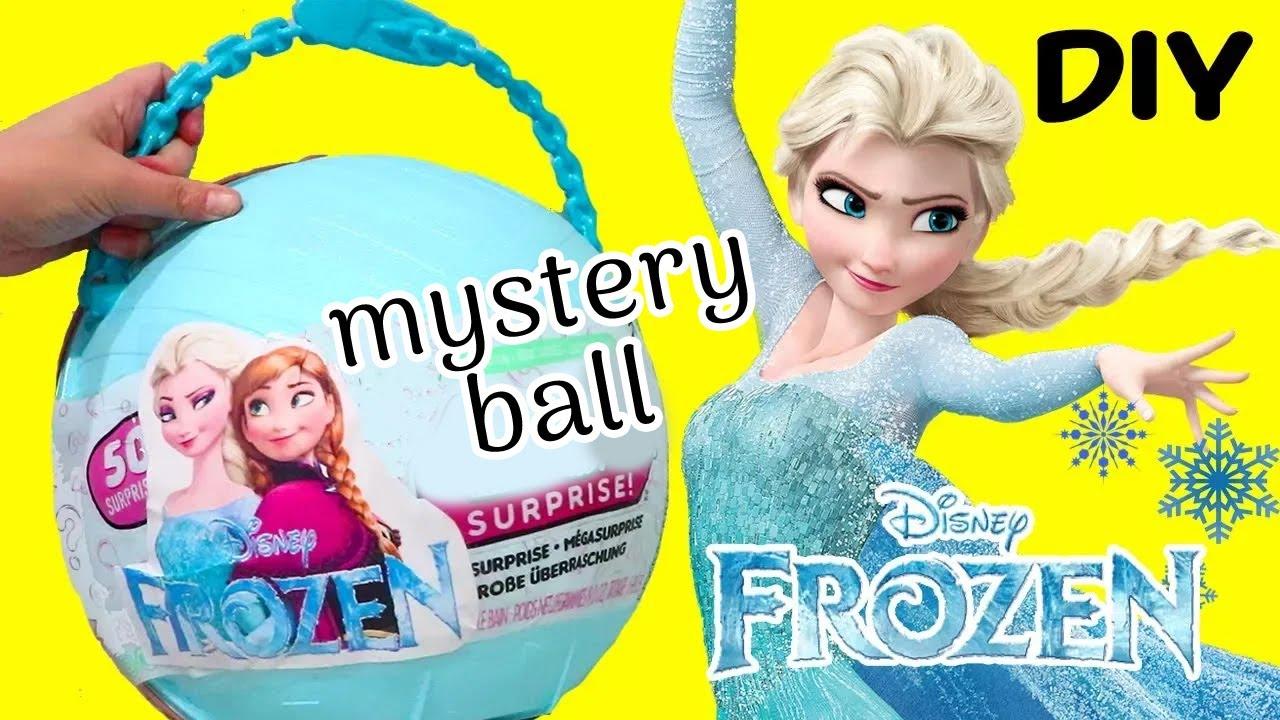 Lol Big Surprise Custom Ball Elsa Anna Diy Toys And Dolls Fun Boneka Hello Kitty Wedding14ampquotn A Swtadfamily Swtad Lolbigsurprise