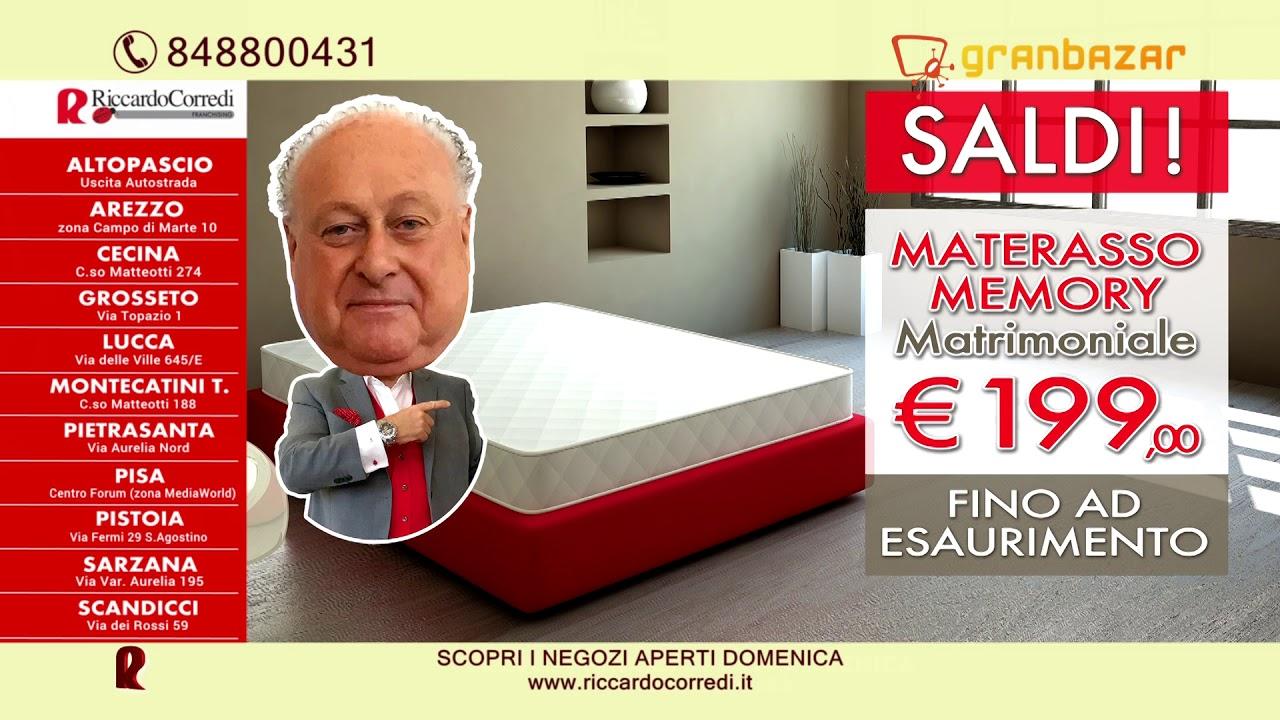 Forum Materassi Memory.Riccardo Corredi Saldi Gennaio 2019 Youtube