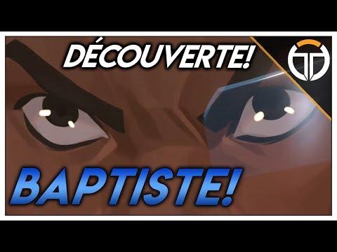 ►BAPTISTE! PREMIER PAS, ON LE DÉCOUVRE!!!◄ OVERWATCH FR thumbnail