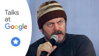 Nick Offerman: Talks at Google