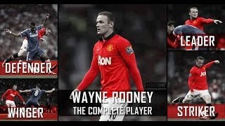 Wayne Rooney-Amazing Skills and Goals Red Devil