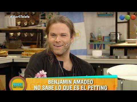 Benjamín Amadeo: ¡entrevista y música en vivo! - Morfi