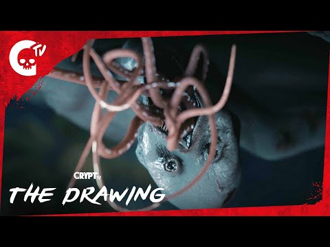 The Drawing | Short Horror Film | Crypt TV