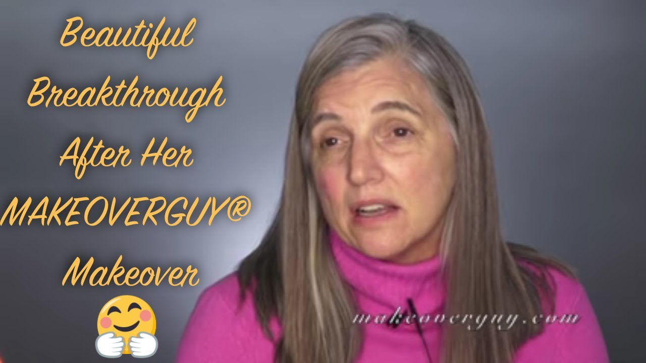 Grieving Mother Is Ready To Enjoy Life Again: A MAKEOVERGUY® Makeover