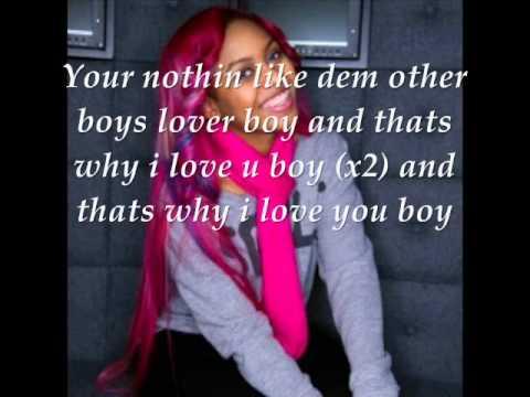 OMG Girlz Lover Boy Lyrics