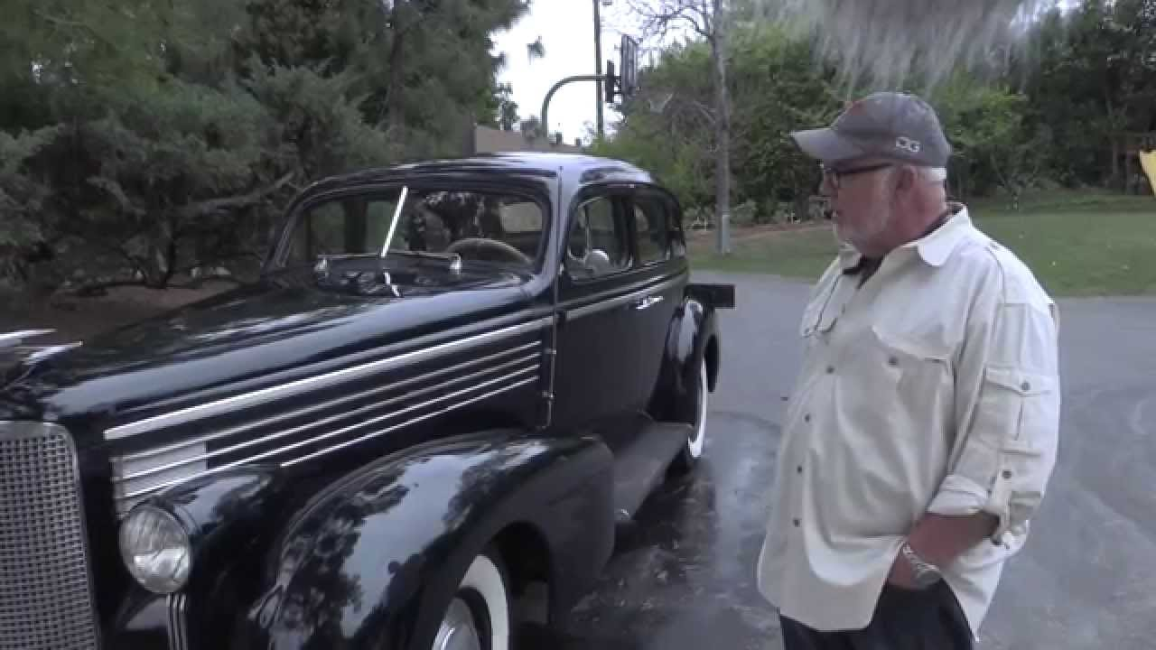 The 1938 LaSalle  YouTube