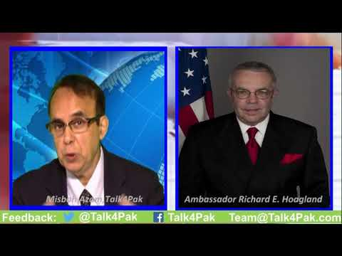 Ambassador Richard Hoagland : Afghanistan, US-Pakistan Relations Pak-India Relations