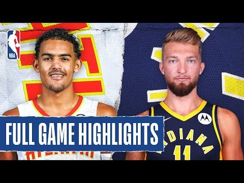 HAWKS at PACERS | FULL GAME HIGHLIGHTS | November 29, 2019
