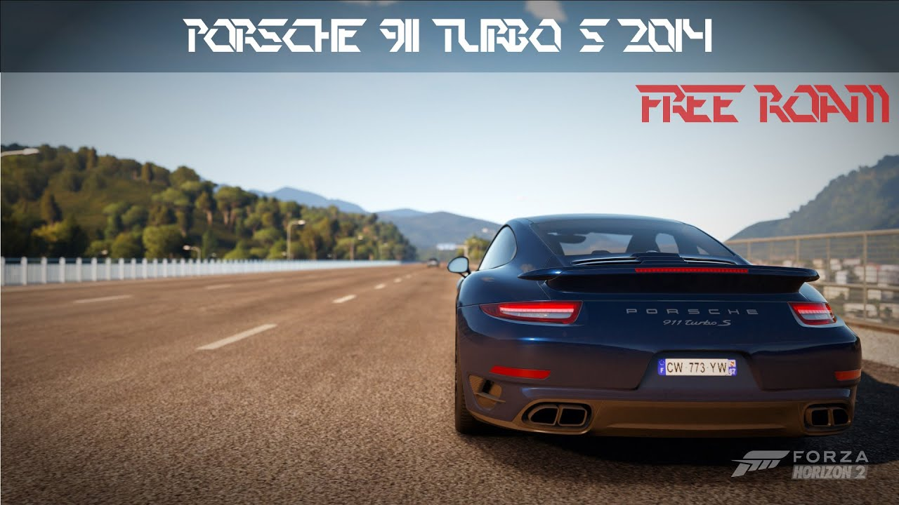 forza horizon 2 porsche 911 turbo s 991 gameplay hd 1080p youtube. Black Bedroom Furniture Sets. Home Design Ideas