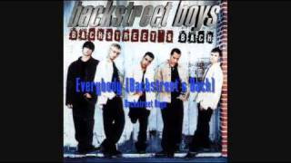 Backstreet Boys – Everybody (Backstreet's Back)