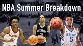 Which Young Players WON The NBA Summer (feat. Sexton, Hart, Knox)