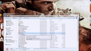 How To Install Medal of Honor Warfighter