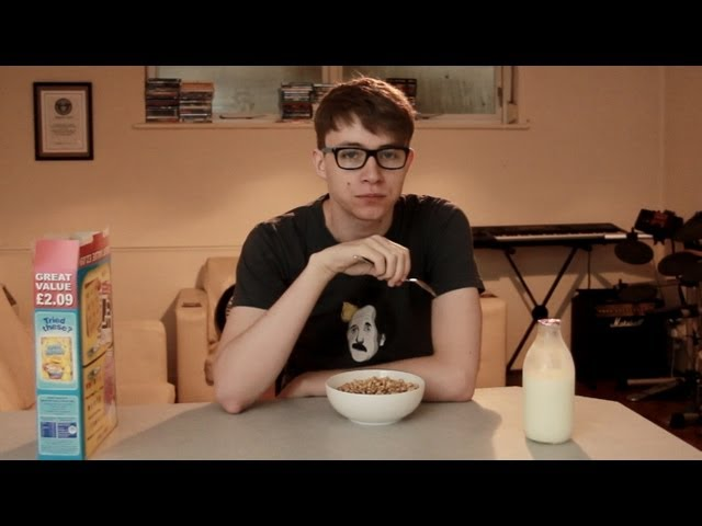 Me Eating Cereal For 10 Minutes Travel Video