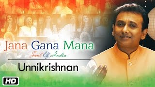 Jana Gana Mana The Soul Of India Unnikrishnan