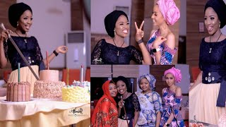 Shagalin birthday din Jaruma Maryam Yahaya