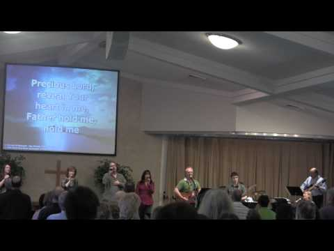 3:16 - God Of Wonders (by Steve Hindalong and Marc Byrd) / Holy, Holy, Holy (by Heber and Dykes)