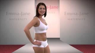 Emma Jane Nursing Maternity Bra Model 361