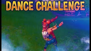 KILLING PLAYERS While *DANCING* IN SYNC  - Fortnite Season 8 Moments