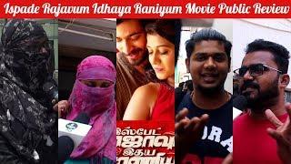 Ispade Rajavum Idhaya Raniyum - Movie Public Review | Harish Kalyan, Shilpa Manjunath | Sam C.S