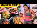 MEAL PREP FOR WEIGHT LOSS ‼️| I Lost 40 Pounds Eating This 🙌|