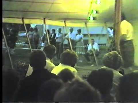 1988 Shugborough Concert Dysart & Dundonald and City of Glasgow